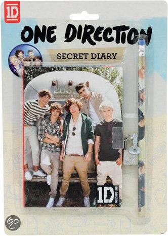 One Direction Dagboek