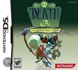 Death Jr.: And Science Fair of Doom