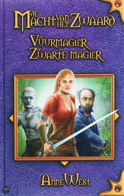 De Macht Van Het Zwaard / 2 De Vuurmagier / De Zwarte Magier
