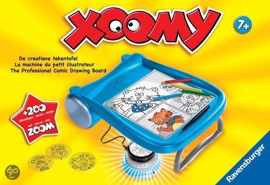 Xoomy tekenmachine
