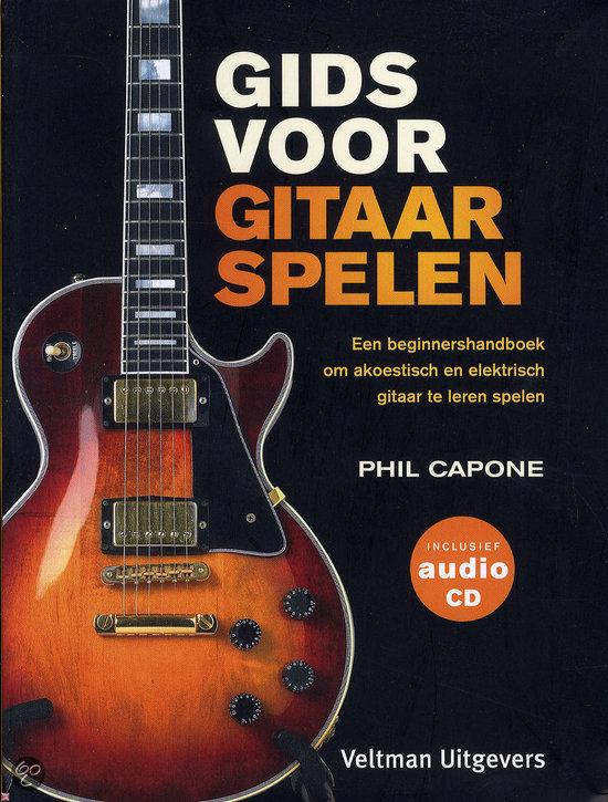 Gids voor gitaarspelen + CD-audio