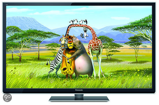 Panasonic TX-P42ST50E - 3D Plasma TV - 42 inch - Full HD - Internet TV