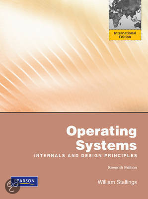 operating systems william stallings review question Books by william stallings operating systems home discountbookpurchase a state-of-the art survey of operating system complete it exam questions & answers.