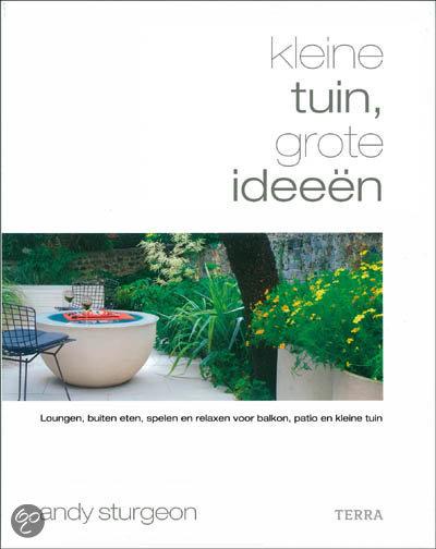 Kleine tuin, grote ideeen