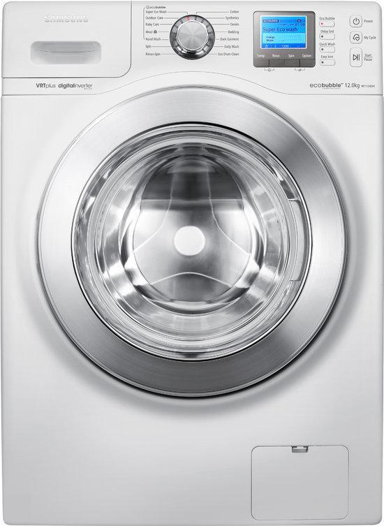 samsung wf1124zac eco bubble wasmachine. Black Bedroom Furniture Sets. Home Design Ideas