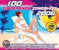 100 Zinderende Zomerhits 2006