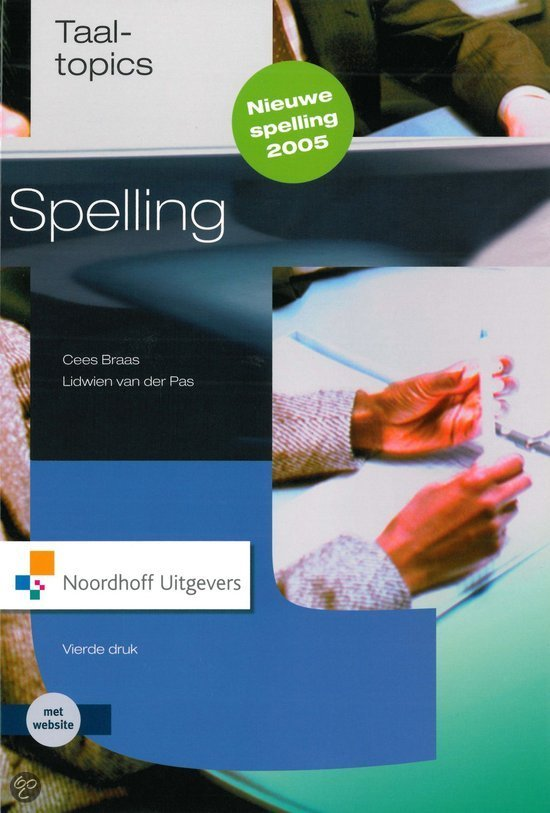Taaltopics / Spelling
