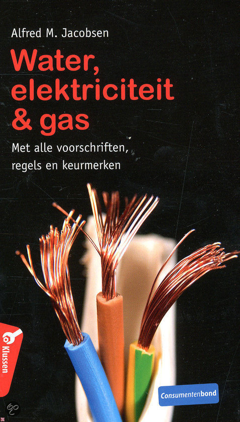 Water, elektriciteit & gas