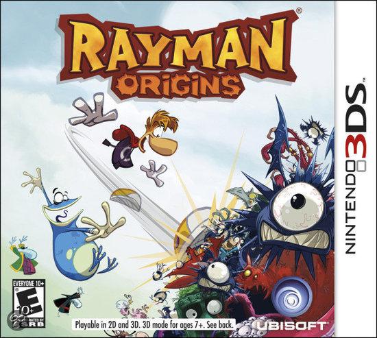 Rayman Origins 3D kopen