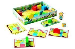 Afbeelding van het spel Mijn eerste spellen - Kleine bouwmeesters
