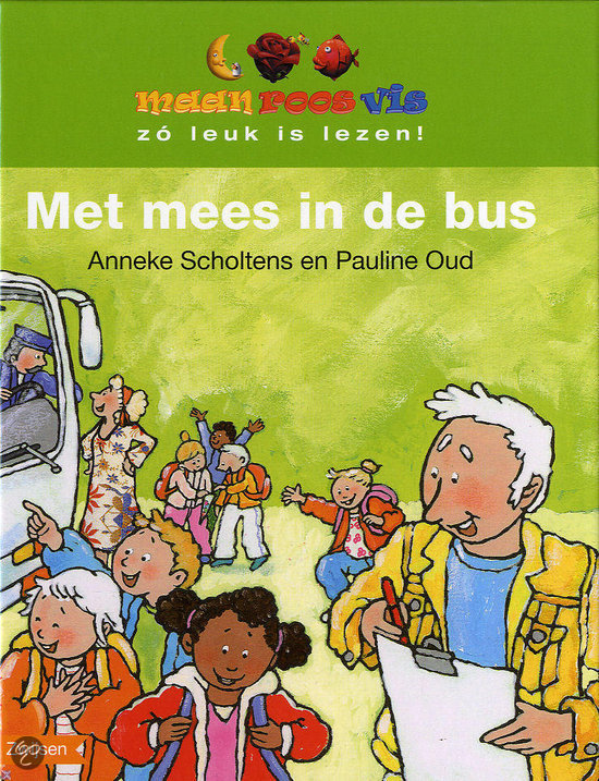 Met Mees in de bus