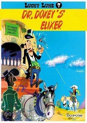 Lucky Luke: 007 Dr Doxey's elexir