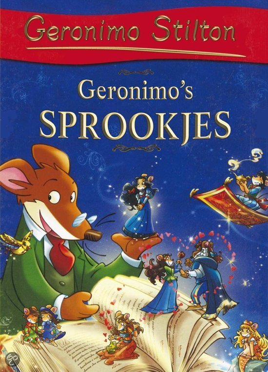 Geronimo Stilton - Geronimo's Sprookjesboek