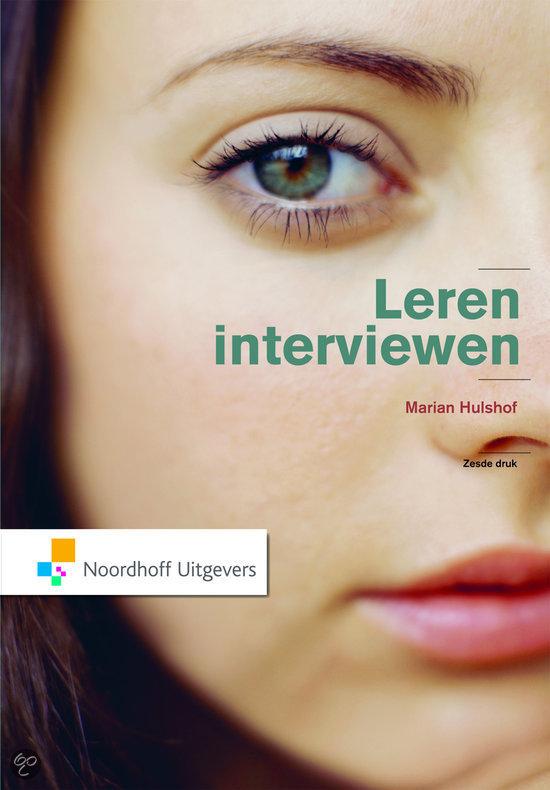 Leren interviewen