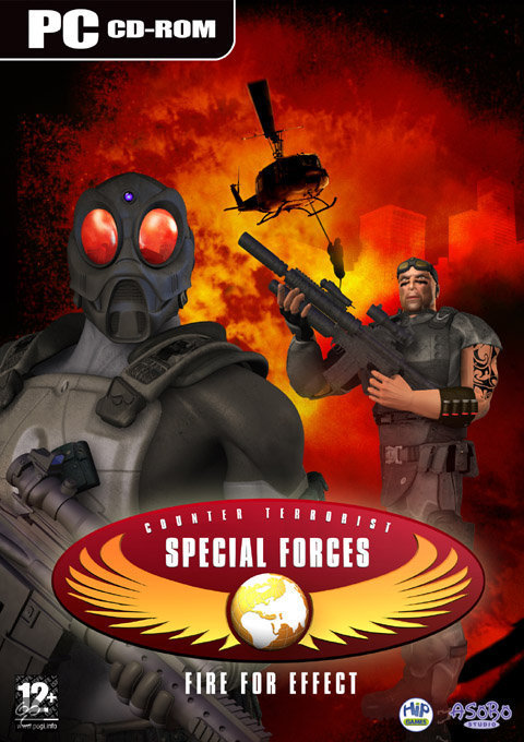 Ct Special Forces, Fire For Effect - Windows kopen