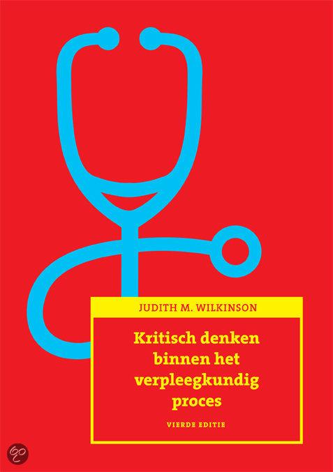Kritisch denken binnen het verpleegkundig proces