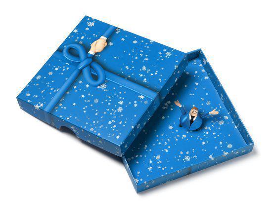 Luxe Verpakking Blauw