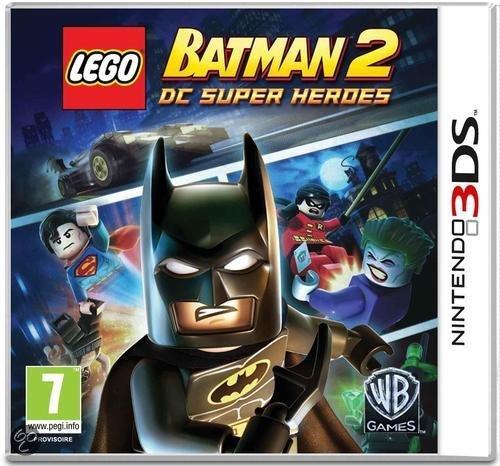 LEGO Batman 2, DC Superheroes  3DS  (francais) kopen