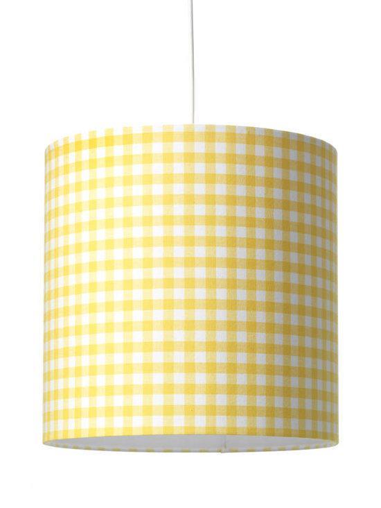 bol | coming kids boerenbont - hanglamp - geel, Deco ideeën