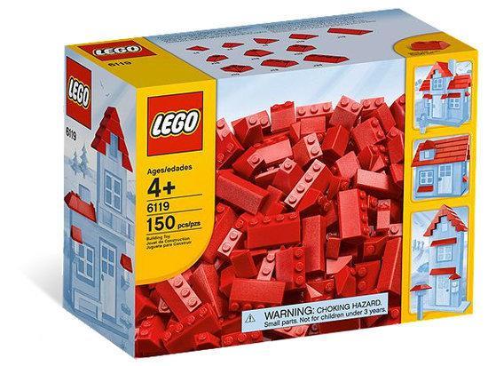 Lego dakelementen
