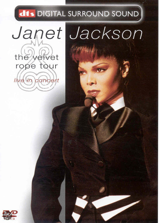 Janet Jackson - The Velvet Rope Tour (DTS)