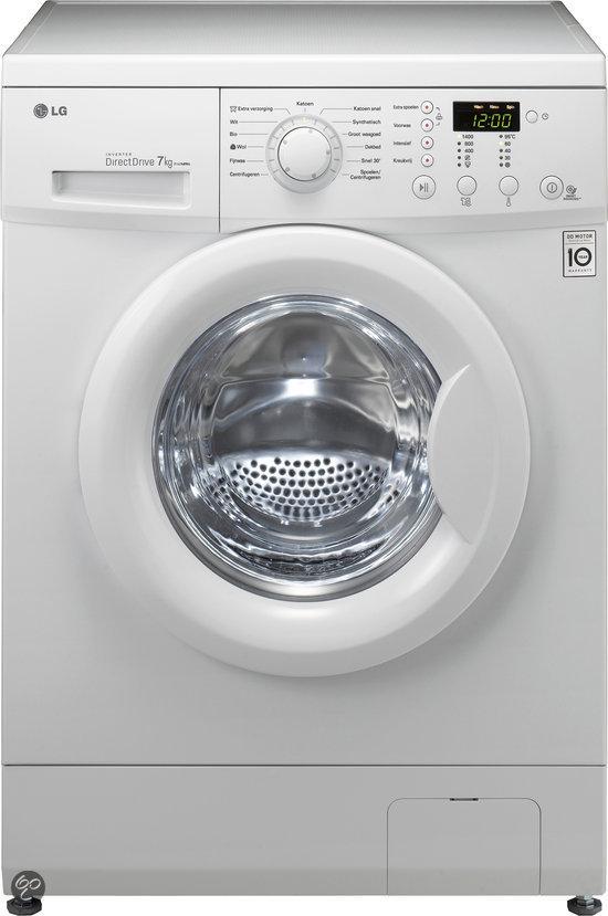 Lg wasmachine 7 kg