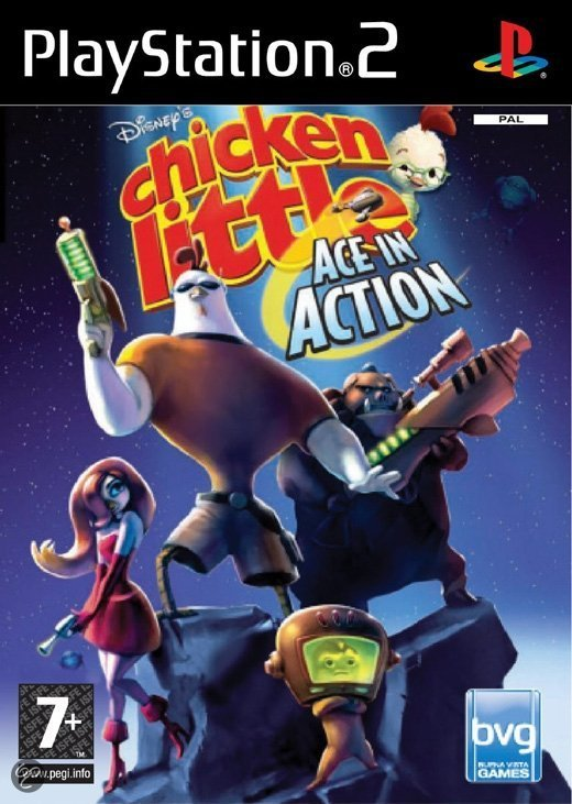 Chicken Little - Ace In Action