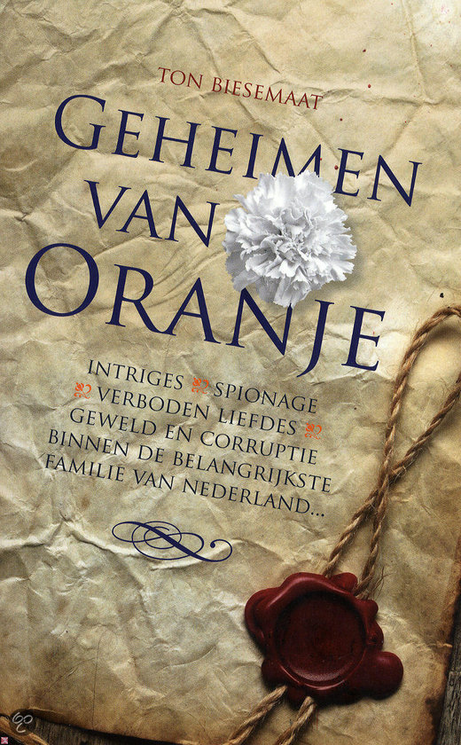 Geheimen Van Oranje