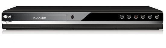 LG RH589H - DVD Recorder - Zwart