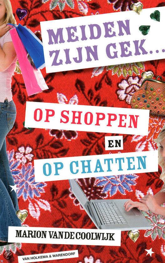 Meiden zijn gek op shoppen en op chatten