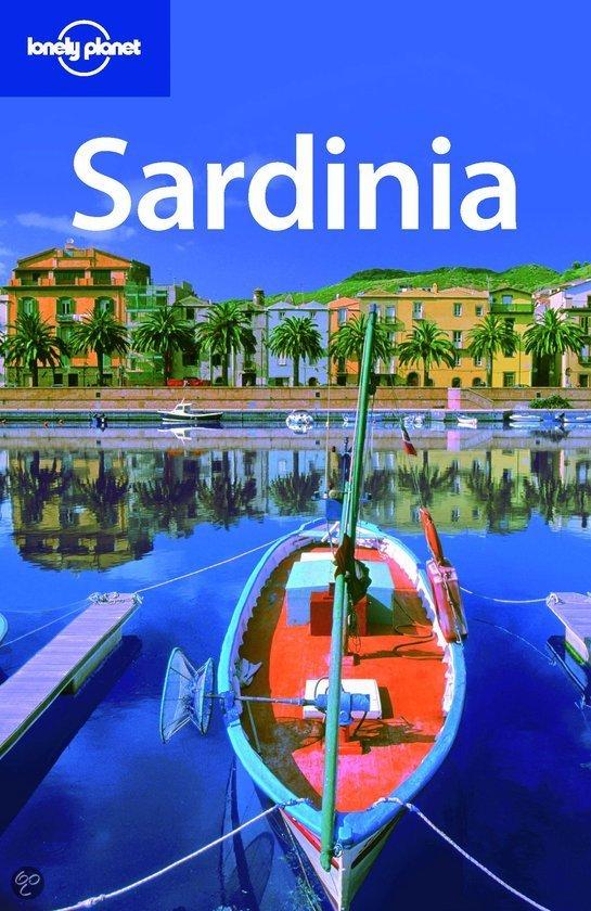 De lonely planet van Sardinia