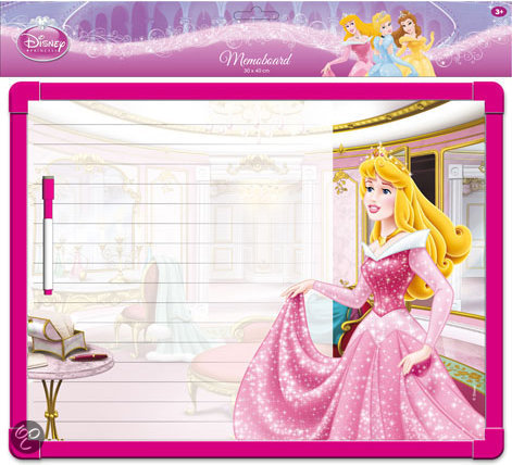 Princess Memo Bord