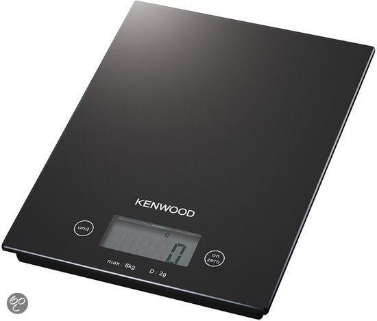 Kenwood DS400 - Keukenweegschaal