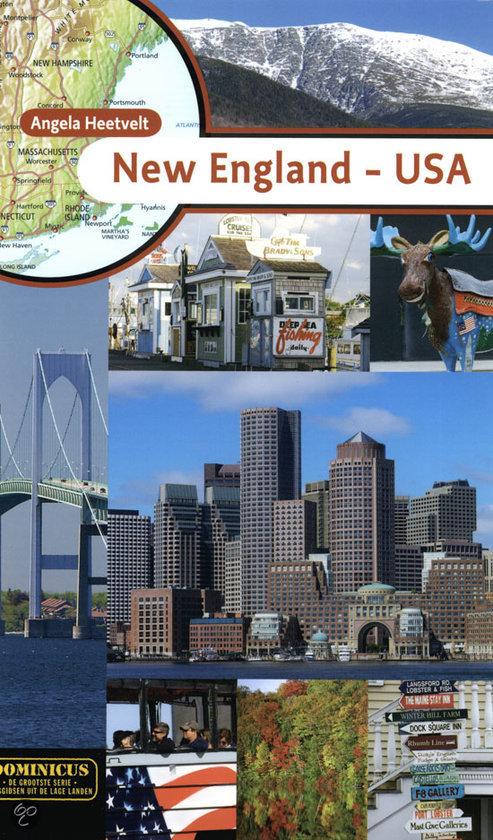 Dominicus reisgids New England