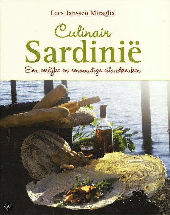 culinair kookboek sardinie