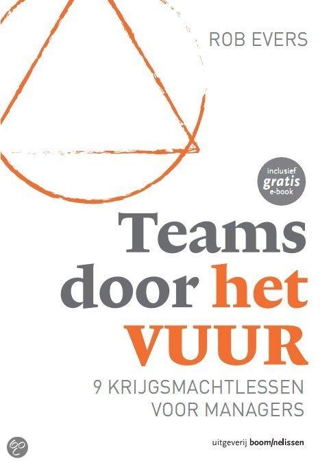 Teams door het vuur + Gratis ebook