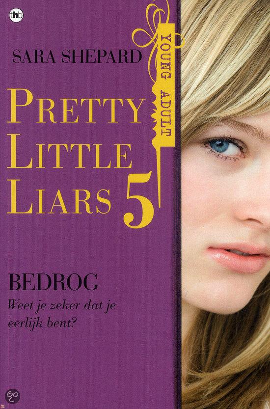 Pretty Little Liars 5 - Bedrog