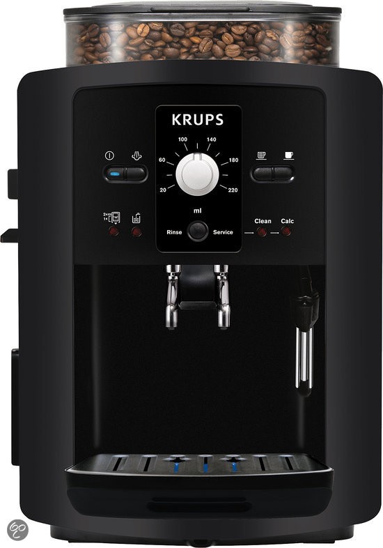 Bol Com Krups Ea8000 Volautomatische Espressomachine