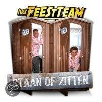 Het Feestteam - Staan Of Zitten