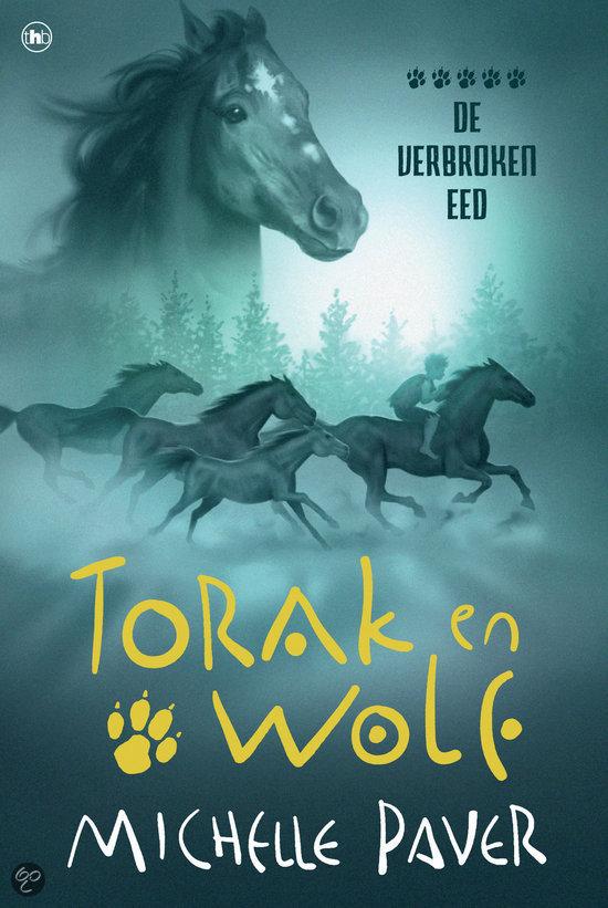 Torak en Wolf / De verbroken eed