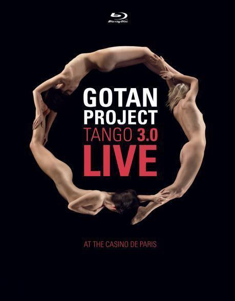 Gotan Project - Tango 3.0 - Live At Casino De Paris (Blu-ray+Dvd Combopack)