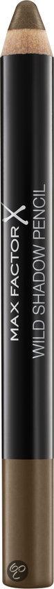 Max Factor Wild Shadow - 05 Caramel Rage - Bruin - Oogpotlood