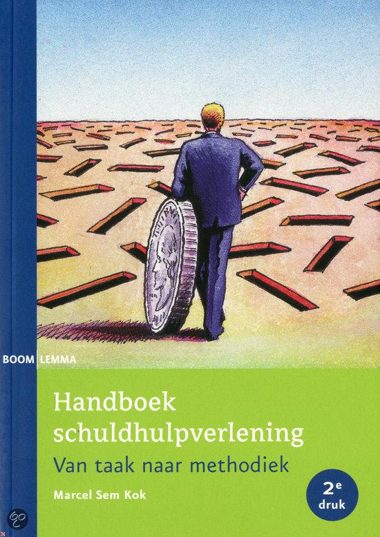 Handboek schuldhulpverlening