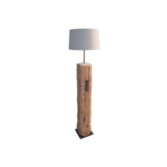 bol.com : K u0026 K Meubelmakerij Lampenvoet Staande lamp u0026#39;Bint Lu0026#39;