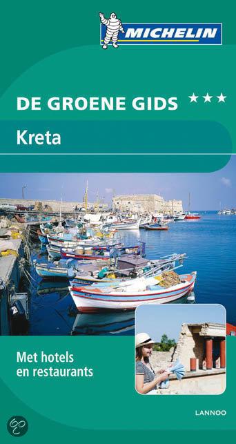 MICHELIN Groene reisgids Kreta