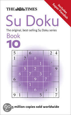 The Times Su Doku Book 10