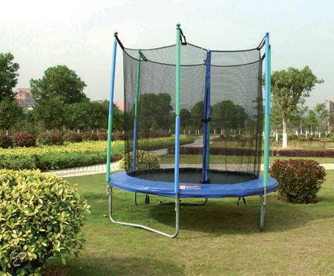 jumpline veiligheidsnet trampoline 180 cm. Black Bedroom Furniture Sets. Home Design Ideas