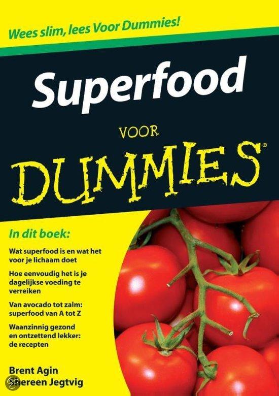 Superfood voor Dummies