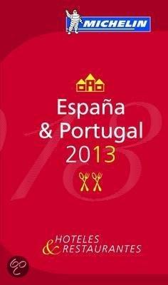 Michelin Guide Espana & Portugal 2013