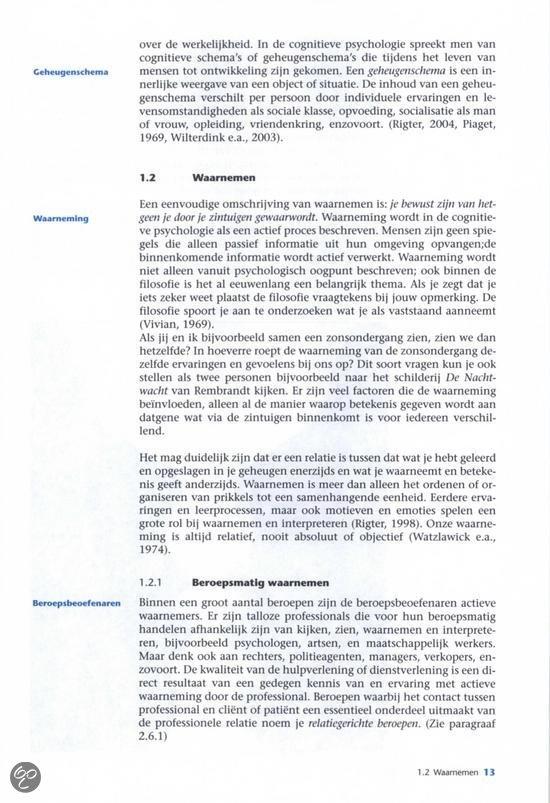 bol.| Praktijkgerichte Sociale Vaardigheden, Mirjam Groen & H